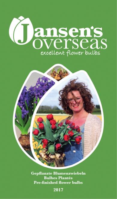 Opgeplante bloembollen catalogus