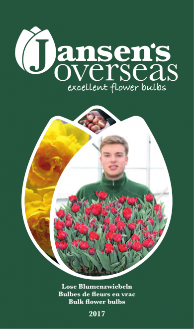 Losse bloembollen catalogus