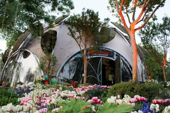 Travelling Ecodome