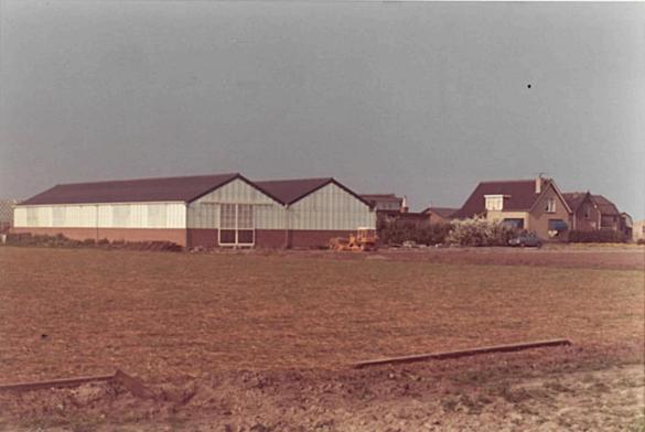 Barn greenhouses