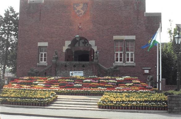 Gemeentehuis anno 2006