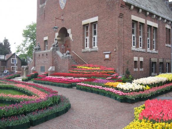 Gemeentehuis anno 2010