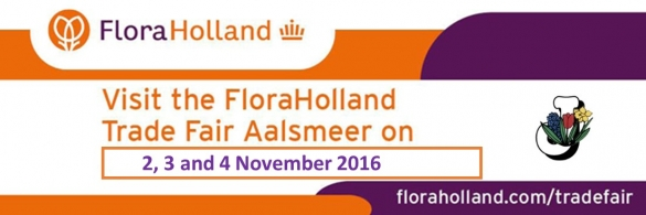 'Trade Fair' Aalsmeer 2016